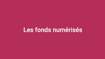 Fonds numérisés2